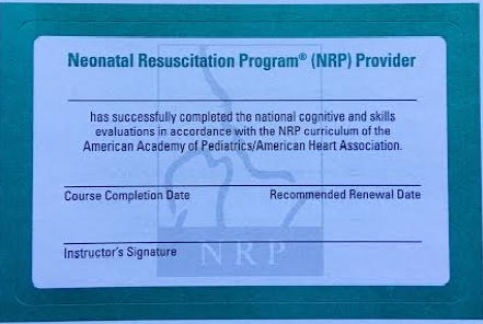 how to get nrp certification