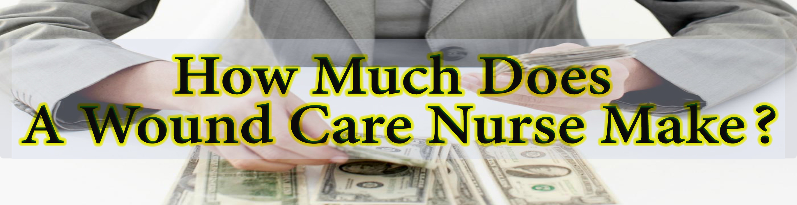 How much does a wound care nurse make educate simplify how much does a wound care nurse make 1betcityfo Choice Image