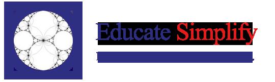 Educate Simplify Logo